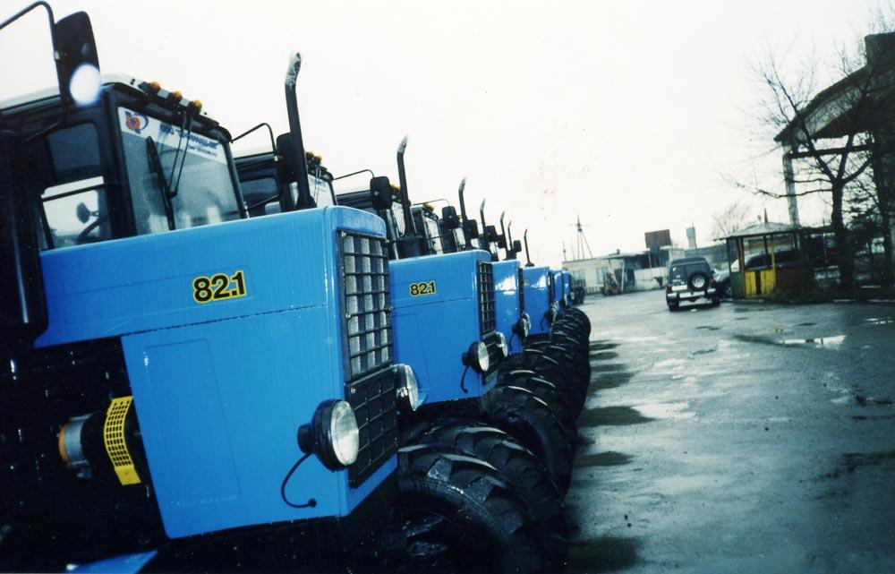 Беларусь готова поставлять Свердловской области технику в лизинг